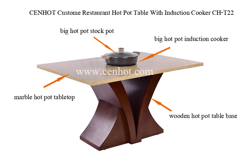 CENHOT-Custome-Restaurant-Hot-Pot-Table-With-Induction-Cooker-structure-CH-T22