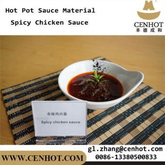 Venta de salsa de pollo picante china Cenhot Hot Pot - Cenhot